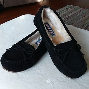 Blitz Moccasin Slippers - Women's